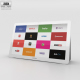 Samsung Galaxy View White