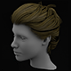 Hair women Full with Textures D/B/N
