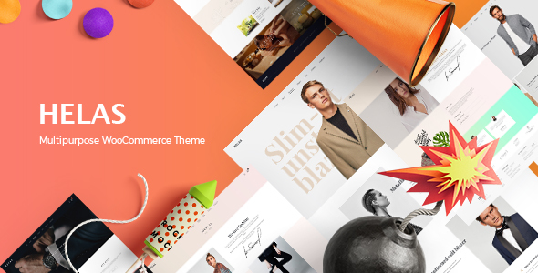 Image of Helas - Multipurpose WooCommerce Theme