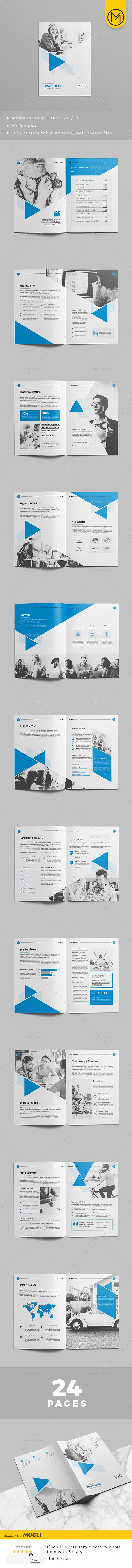 Brochure Design - Corporate Brochures