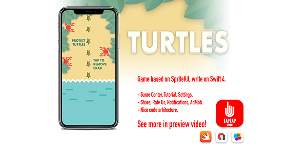 Turtles - CodeCanyon Item for Sale