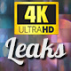 25 4K Action Light Leaks and Bokeh - VideoHive Item for Sale