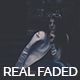 Real Faded Photoshop Action - GraphicRiver Item for Sale