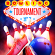 Bowling Flyer - GraphicRiver Item for Sale
