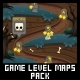 Game Level Map Pack - GraphicRiver Item for Sale
