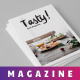 Tasty Magazine - GraphicRiver Item for Sale