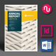 Annual Report Design Template V.7 - GraphicRiver Item for Sale