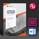 Annual Report Design Template V.5 - GraphicRiver Item for Sale