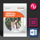 Annual Report Design Template V.4 - GraphicRiver Item for Sale