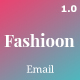 Fashioon - Shopping Email Template - ThemeForest Item for Sale