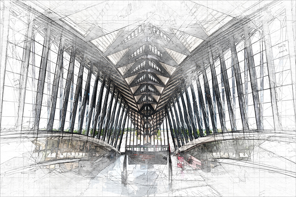 Architecture sketch and blueprint photoshop action by graycells new 1000pxstairs architecture perspective black and white 80469g new 1000pxsteps to the plane pb79ft8g new 1000pxtiago almeida 318994g malvernweather Image collections
