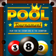 Pool Billiard Flyer Template - GraphicRiver Item for Sale