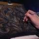 The Tailor Makes a Handmade Leather Bag in the Atelier - VideoHive Item for Sale