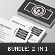 Business Cards - Bundle - GraphicRiver Item for Sale