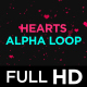 Hearts Falling - VideoHive Item for Sale