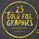 25 Golden Icons - GraphicRiver Item for Sale