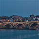 Toulouse, France from Day to Night - VideoHive Item for Sale