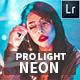 15 Neon Light Lightroom Presets & Camera Raw