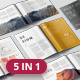 Magazine Mockup Bundle - GraphicRiver Item for Sale