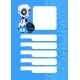 Robot Chatter Bot Modern Chatbot Service Over