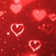 Valentine Hearts Flying - VideoHive Item for Sale