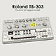 Roland TB-303 Rigged - 3DOcean Item for Sale