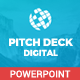 Pitch Deck Digital - GraphicRiver Item for Sale