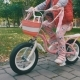 Little Girl on a Bike. - VideoHive Item for Sale