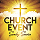 Worship Church Event Flyer Poster - GraphicRiver Item for Sale