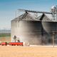 Silo Grain Elevator Food Storage Agriculture Industry Truck Transport - PhotoDune Item for Sale