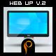 web UP v.2 - GraphicRiver Item for Sale