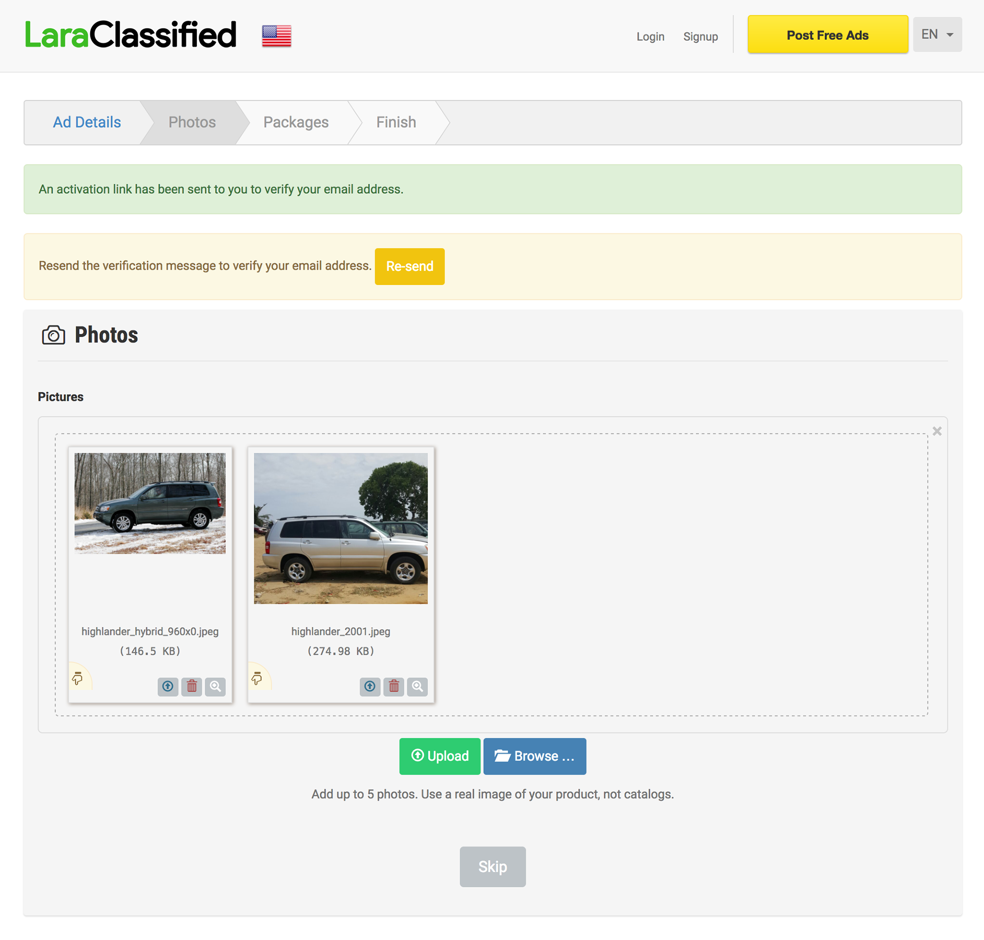 Free Websites To Sell Classic Cars