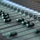 Recording Studios Audio Console and Knob Sound Director Records Announcer - VideoHive Item for Sale