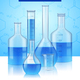 Lab Test-Tubes Realistic