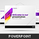 Fast Motion Presentation Template