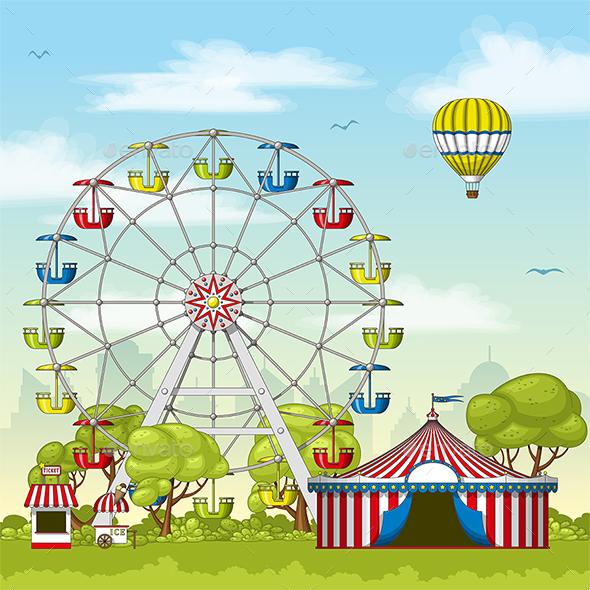 Amusement Park - Miscellaneous Seasons/Holidays