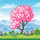 Spring Nature Background - GraphicRiver Item for Sale