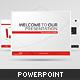 Clean & Bright Presentation Template