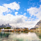 Reine and Sakrisoy fishing villages - PhotoDune Item for Sale