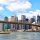 Brooklyn Bridge and Manhattan skyline - PhotoDune Item for Sale