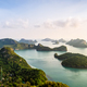 High angle view Mu Ko Ang Thong - PhotoDune Item for Sale