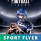 Football League Flyer - GraphicRiver Item for Sale