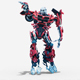Dance Moving Transformers - VideoHive Item for Sale