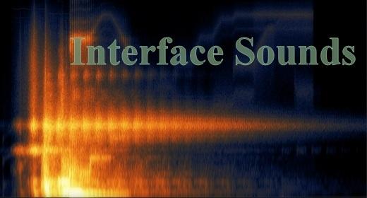 Interface Sounds