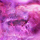 Travel Through Abstract Abstract Purple and Pink Nebulae in Space - VideoHive Item for Sale