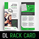 Web Design Service Rack Card Template