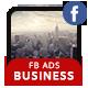 Business Service Facebook Ads Banner - AR