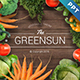 The Greensun Presentation Template - GraphicRiver Item for Sale