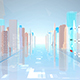 Tech City Building Background - VideoHive Item for Sale