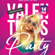 Dj Valentine's Party